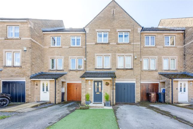 Thumbnail Town house for sale in Holyrood Avenue, Sheffield