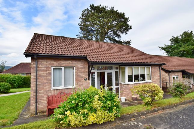 Thumbnail Detached bungalow for sale in Bronrhiw Fach, Caerphilly