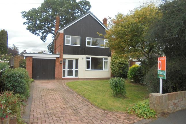 3 bed property for sale in Crossfields, High Ercall, Telford