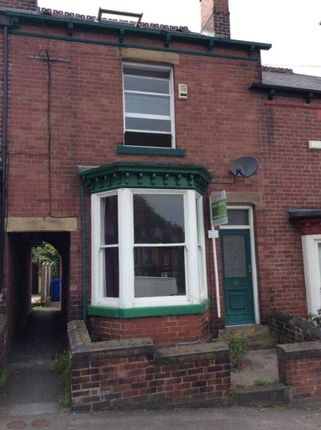 Thumbnail Terraced house to rent in Pinner Road, Sheffield