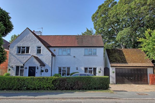 Thumbnail Detached house for sale in Nicol Road, Chalfont St. Peter, Gerrards Cross