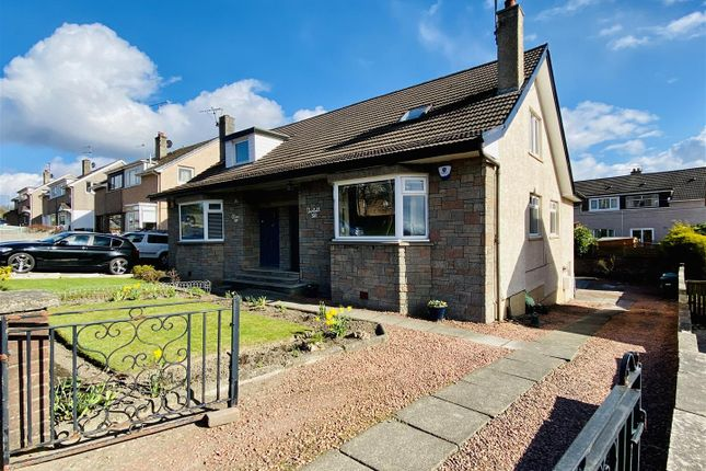 Thumbnail Semi-detached house for sale in Airbles Road, Motherwell