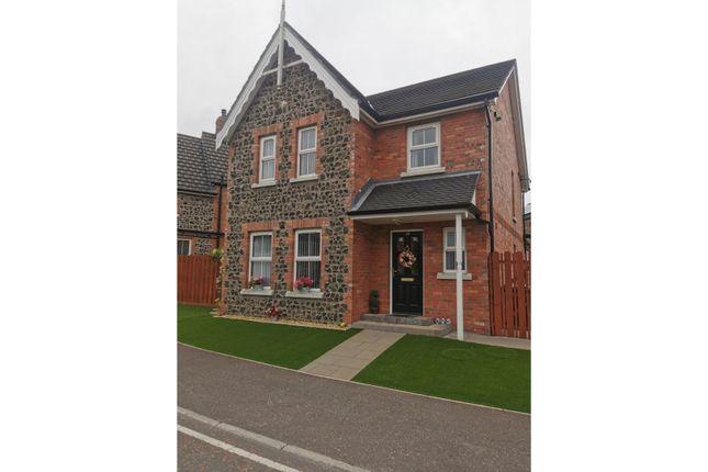 Thumbnail Detached house for sale in Wellington Park Drive, Craigavon