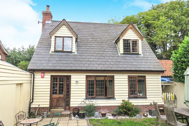 Thumbnail Detached house for sale in Nightingale Close, Bassingbourn, Royston