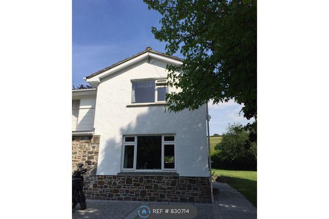 Thumbnail Semi-detached house to rent in Newnham Bridge, Umberleigh