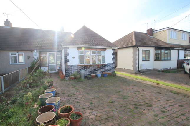 Thumbnail Semi-detached bungalow for sale in Oxford Road, Ashingdon, Rochford