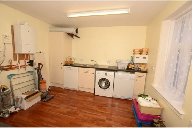 Utility Room of Middle Terrace, Kingussie PH21