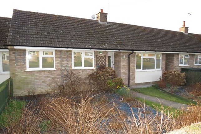 Thumbnail Terraced bungalow for sale in New Park Cottages, Lower Brailes, Banbury