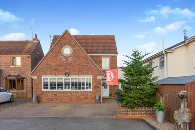 Thumbnail Detached house for sale in Sulcarr Court, Norton, Doncaster, South Yorkshire