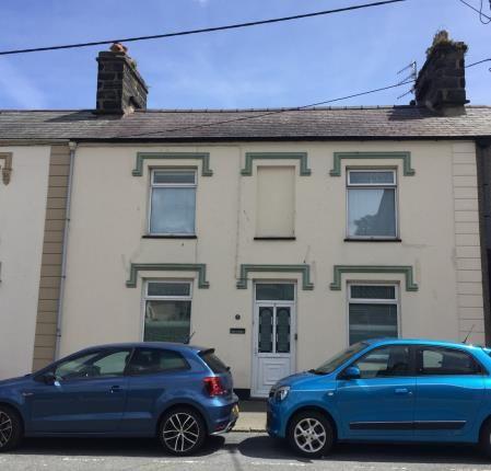 Thumbnail Terraced house for sale in Snowdon Street, Porthmadog, Gwynedd