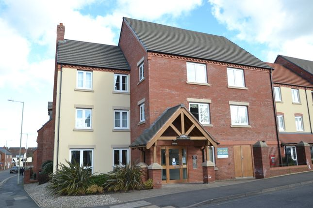 Thumbnail Flat for sale in Butter Cross Court, Stafford Street, Newport