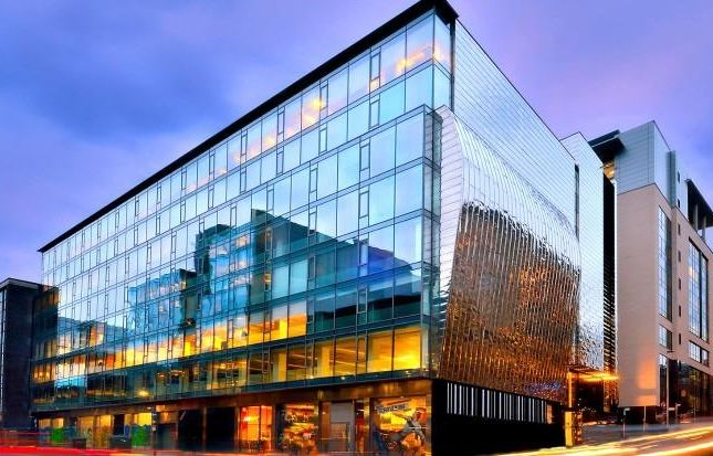 Thumbnail Office to let in Spectrum Building, 55 Blythswood Street, Glasgow