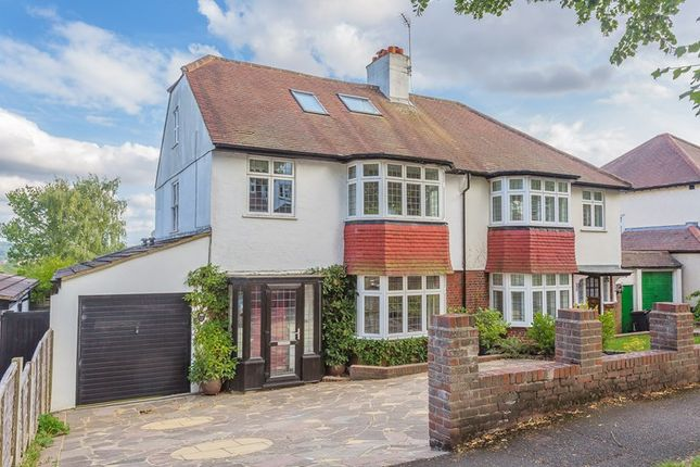 4 bed semi-detached house for sale in Bramley Avenue, Coulsdon