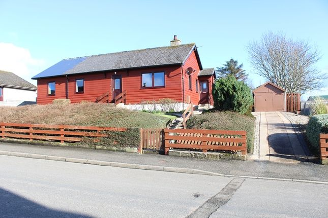 Thumbnail Bungalow for sale in Coach Road, Wick