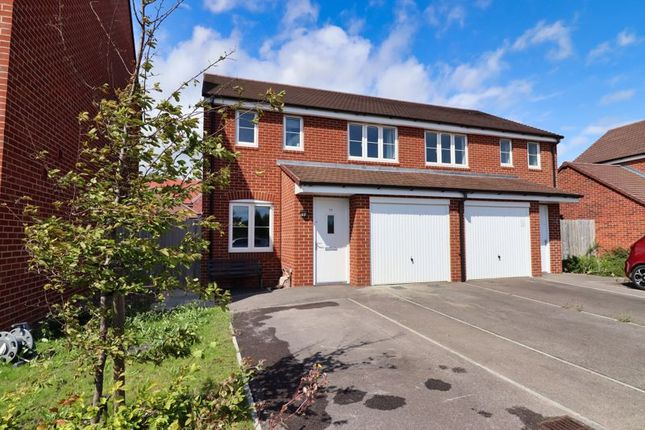 3 bed semi-detached house for sale in Osborn Drive, Tangmere, Chichester PO20