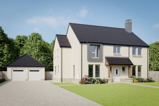 "Thumbnail Detached house for sale in ""The Stevenson"" at Muirfield, Gullane"