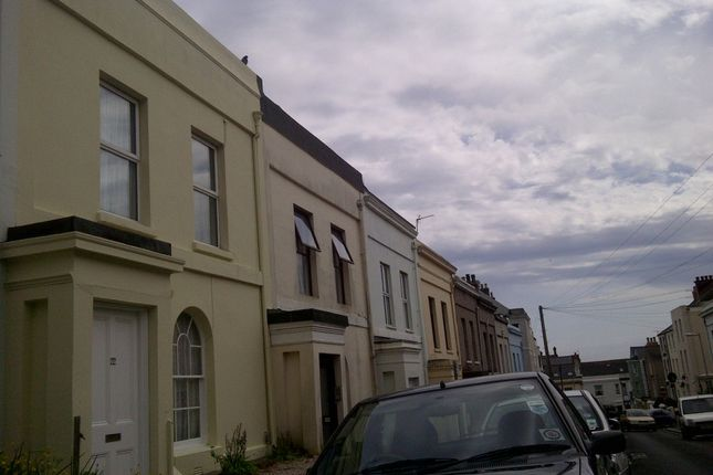 Thumbnail Town house to rent in Prospect Street, Prospect Street, Greenbank, Plymouth