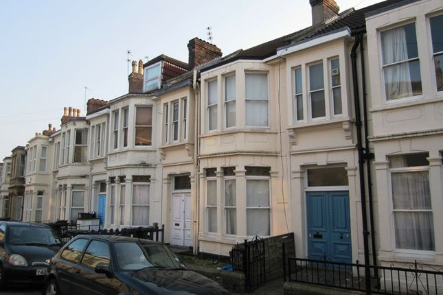 Thumbnail Terraced house to rent in Elton Road, Redland