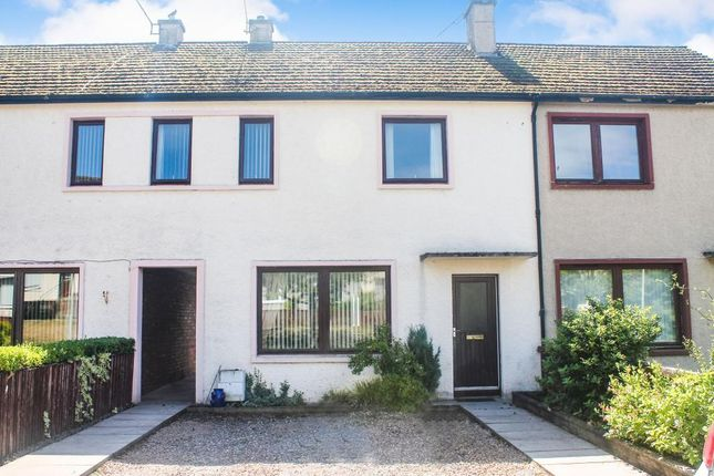 Thumbnail Terraced house for sale in Academy Crescent, Dingwall