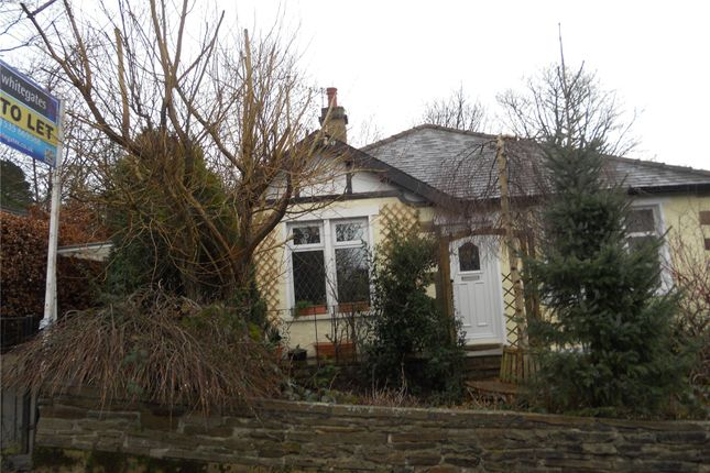 Thumbnail Detached bungalow to rent in Daleside Road, Riddlesden, Keighley, West Yorkshire