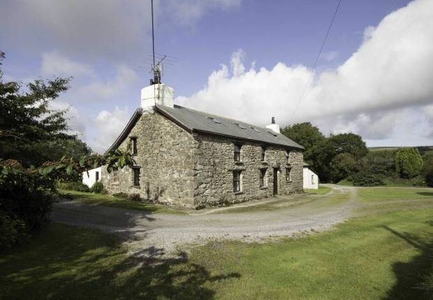 Thumbnail Farmhouse for sale in Gwaun Valley, Newport, Pembrokeshire