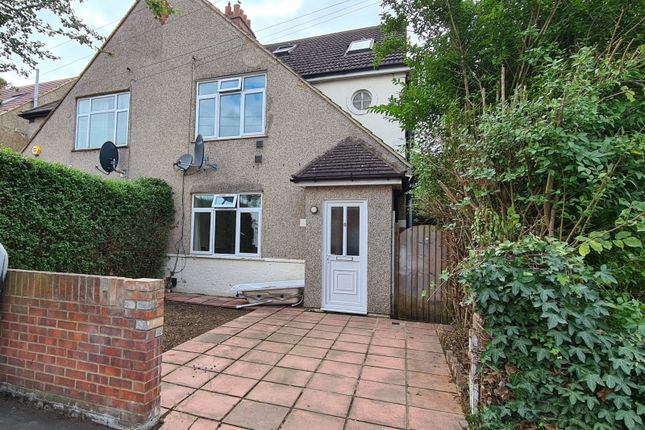 Thumbnail Semi-detached house to rent in Chatsworth Crescent, Hounslow