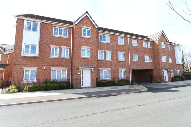 Thumbnail Flat to rent in Whittington House, Beach Road, Liverpool