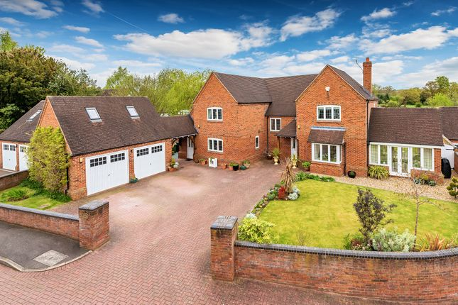 Thumbnail Detached house for sale in School Fields, Hinstock
