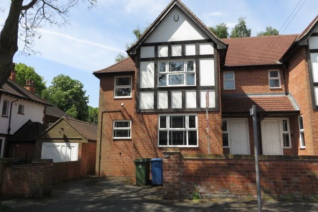 Thumbnail Semi-detached house to rent in Watson Avenue, Mansfield