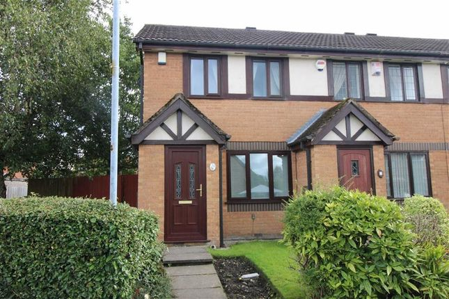 Thumbnail Mews house to rent in Harley Avenue, Harwood, Bolton