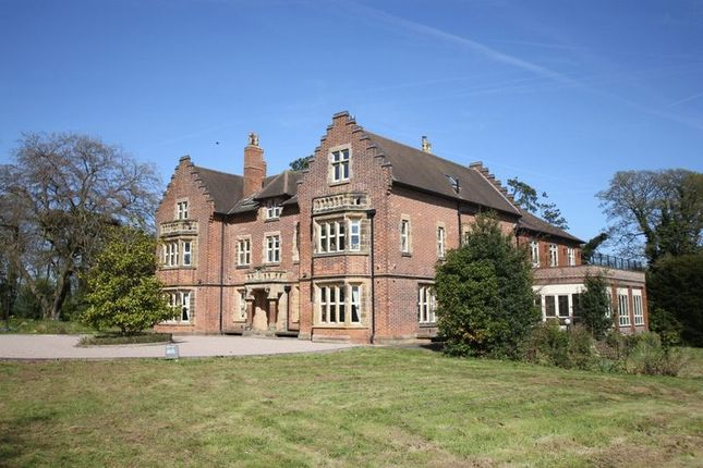Thumbnail Detached house for sale in Benty Heath Lane, Willaston, Wirral