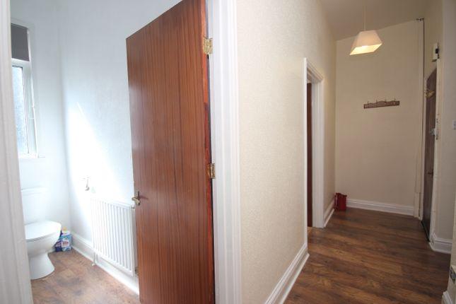 Hallway of Alexandra Road, Mutley, Plymouth PL4