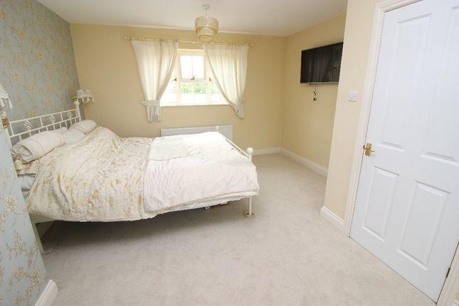 Master Bedroom of Bank Cottages, Nettlestead Green ME18