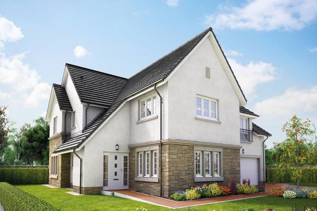 "Thumbnail Detached house for sale in ""The Lowther"" at Capelrig Road, Newton Mearns, Glasgow"