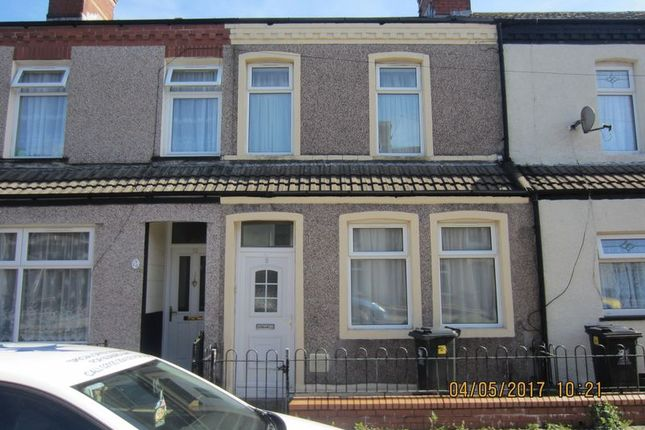 Thumbnail Property to rent in Somerset Street, Grangetown, Cardiff