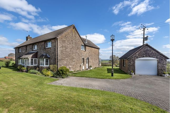 Thumbnail Detached house for sale in Broad Oak, Hereford