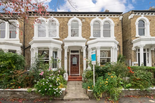 Thumbnail End terrace house for sale in Crofton Road, London