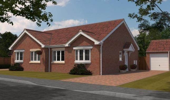 Thumbnail Bungalow for sale in Lumley Fields, Skegness, Lincolnshire