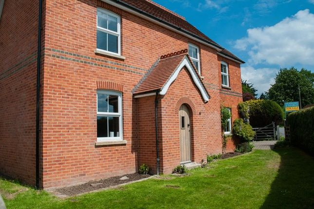 Thumbnail Detached house for sale in Silchester Road, Bramley, Tadley