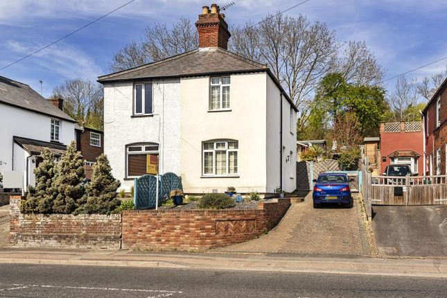 Thumbnail Semi-detached house for sale in West Wycombe, Buckinghamshire