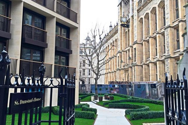 Thumbnail Flat for sale in St Dunstan's Court, Fetter Lane, Chancery Lane, London