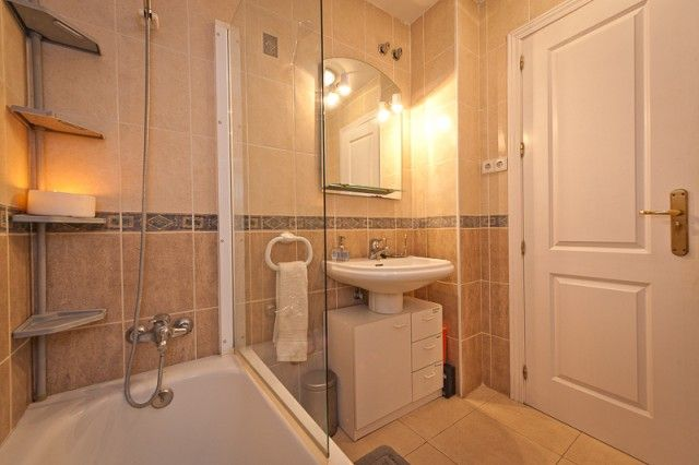 Bathroom of Spain, Málaga, Mijas, El Hornillo