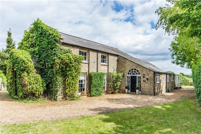 Thumbnail Detached house for sale in Ely Road, Chittering, Cambridge