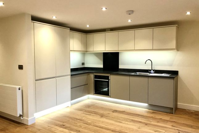 Thumbnail 2 bed flat for sale in Portland Road, Malvern