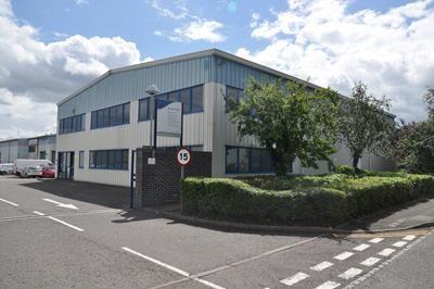 Thumbnail Light industrial to let in Unit E Brunel Park, Vincients Road, Bumpers Farm Industrial Estate, Chippenham, Wiltshire