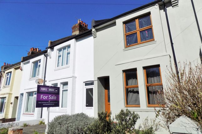 2 bed terraced house for sale in Bear Road, Brighton