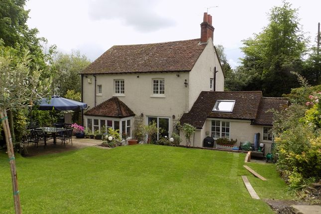 Thumbnail Detached house for sale in Alma Lane, Farnham
