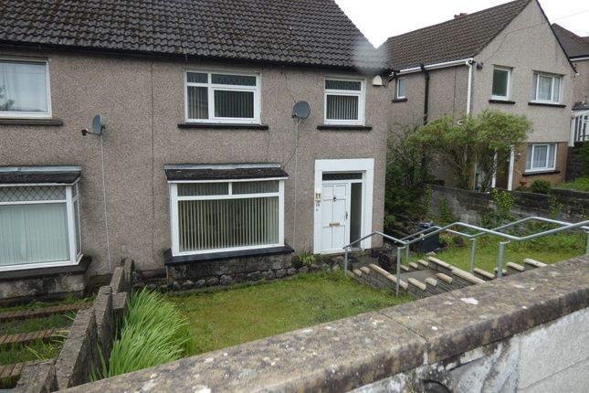 3 bed semi-detached house to rent in Old Road, Port Talbot SA12