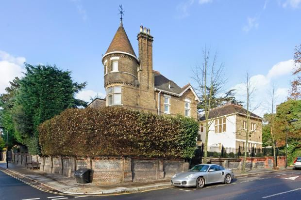 Thumbnail Detached house to rent in Frognal, Hampstead NW3,