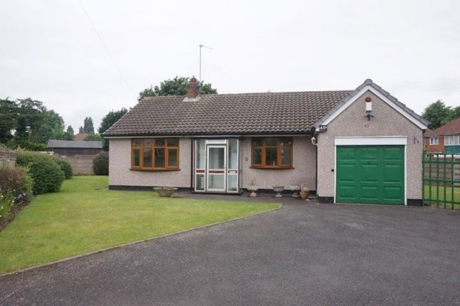 Thumbnail Detached bungalow for sale in Crantock Road, Perry Barr, Birmingham